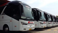 Peresmian 20 Unit Bus Baru Arion Indonesia Transport